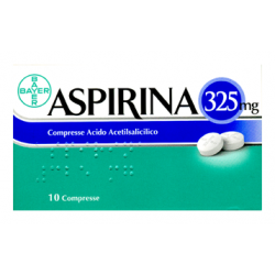 Bayer Aspirina 10 Compresse...