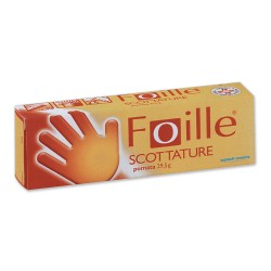 Foille Scottature Crema...