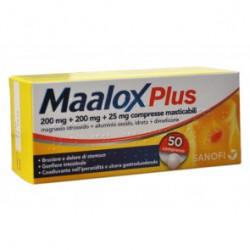 Sanofi Maalox Plus 50...