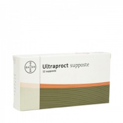 Bayer Ultraproct 12 Supposte