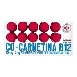 Alfasigma Cocarnetina B12...