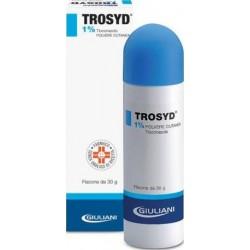 Trosyd Polvere Cutanea 30 G 1%