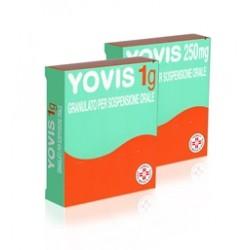 Yovis 10 Buste Granulari 1 Gr