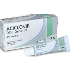 Aciclovir Crema per Herpes...