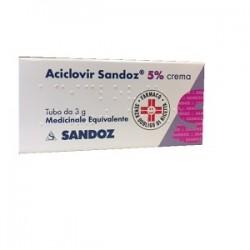 Aciclovir Crema Herpes...