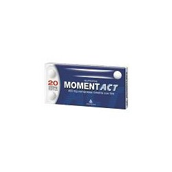 Momentact 20 Compresse...
