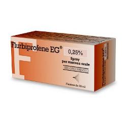 Flurbiprofene Eg Spray...