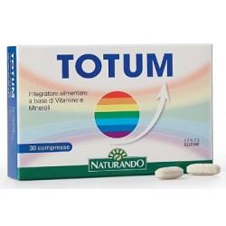 Naturando Totum 30 Compresse