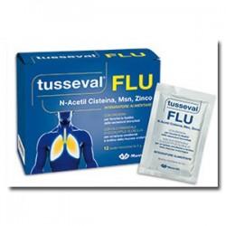 Tusseval Flu 12 Bustine...