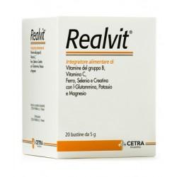 Cetra Pharma Realvit 20...