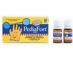 Pediatrica Pediafort 500 10...