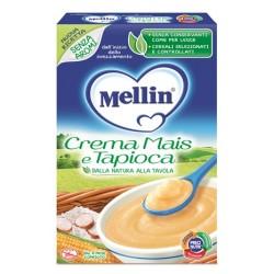 Mellin Crema Mais E Tapioca...