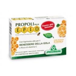 Specchiasol Epid Gola con Propoli e Vitamina C 20 Compresse
