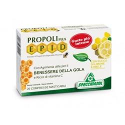 Specchiasol Epid Miele Limone Gola Infiammata 20 Compresse