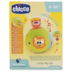 Chicco Ch Gioco Palla Pop Up