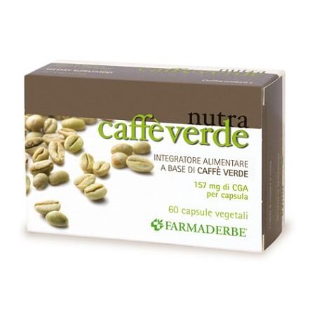 dieta da seguire con estratto di chicco di caffè verde