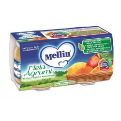 Mellin Omogeneizzato Mela...
