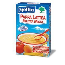Mellin Pappa Latte Frutta...