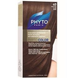 Phyto Phytocolor 4d Castano...