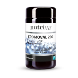 NUTRIVA CROMOVAL 200 60CPR