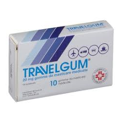 Bb Farma Travelgum 10 Gomme...