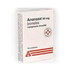 Ananase 20 Compresse 40MG