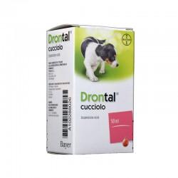 Drontal Cucciolo Sciroppo 50ML