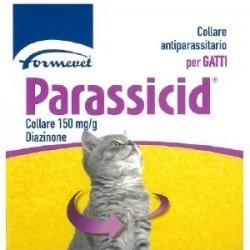 Parassicid Collare Gatto 35Cm