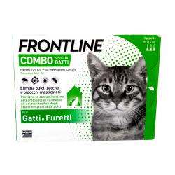 Frontline Combo Gatti 3...