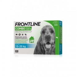 Frontline Combo Cani 10-20...