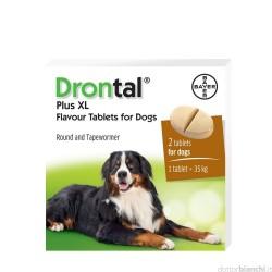 Drontal Plus Flavour Cani...