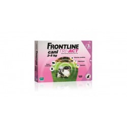 Frontline Tri-Act Cani 2-5...
