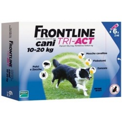 Frontline Tri-Act Cani...
