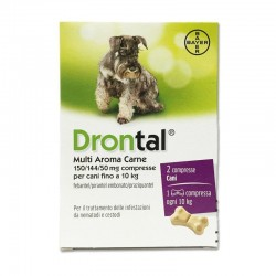 Drontal Multi Aroma Carne 2...