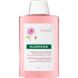 Klorane Shampoo Peonia 400 Ml