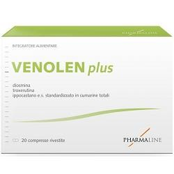 Pharma Line Venolen Plus 20...
