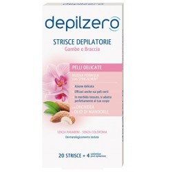 Conter Depilzero Strisce...