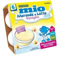 Nestle' It. Mio Merenda...
