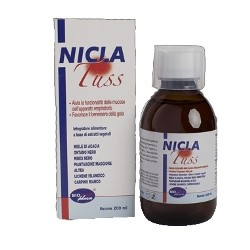 Bioennepharm Niclatuss 200 Ml