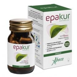 Aboca Epakur Advanced Integratore per il Fegato 50 Capsule