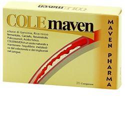 Maven Pharma Colemaven 20...
