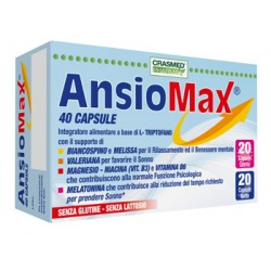 Crasmed Pharma Ansiomax 20...