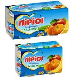 Nipiol Omogeneizzato Frutta...