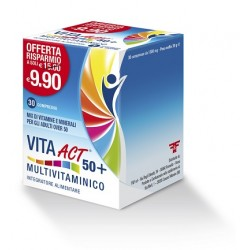 F&f Vita Act 50+...