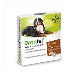 Drontal Multi AR Carne XL 2...