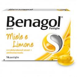Benagol Miele Limone 16...