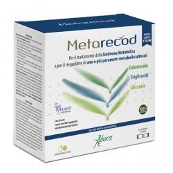 Aboca Metarecod Integratore per Sindrome Metabolica 40 Bustine Granulari