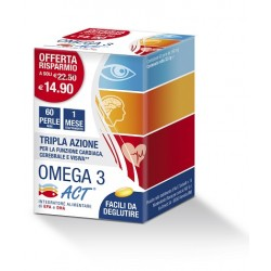 F&f Omega 3 Act 540mg +...