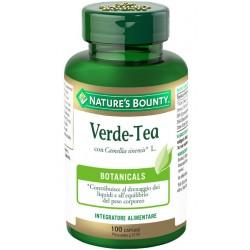Nature's Bounty Verde-tea...
