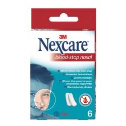 Nexcare Tamponi Nasali Blood Stop 6 Pezzi